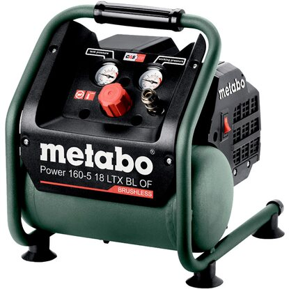 Metabo Akku-Kompressor Power 160-5 18 LTX BL OF Solo