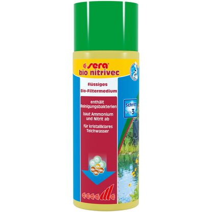Sera Bio Nitrivec Pond 500 ml