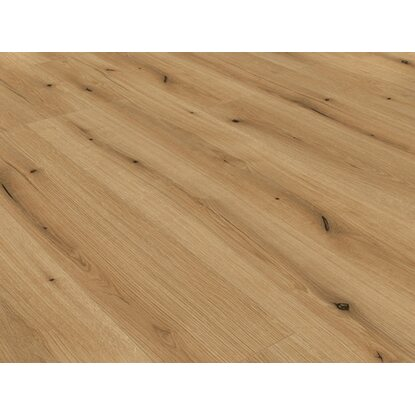 Laminatboden Excellent Plus Eiche Evoke Filled Knot 8 mm