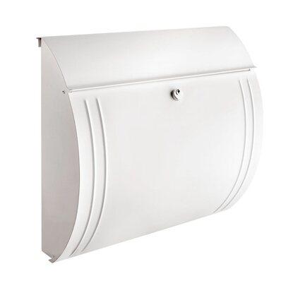 burg w chter briefkasten modena 857 wei kaufen bei obi. Black Bedroom Furniture Sets. Home Design Ideas