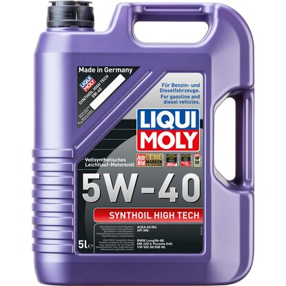 Liqui Moly Synthoil High Tech 5W-40 5 l