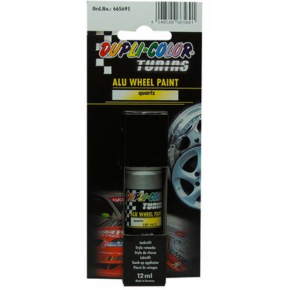 Dupli-Color Alu Wheel Paint Quartz Lackstift 12 ml