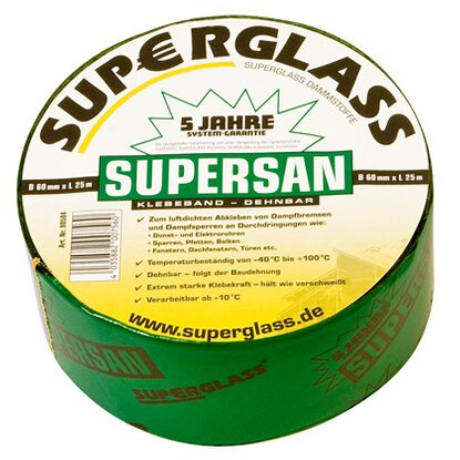 Supersan Klebeband 25 m