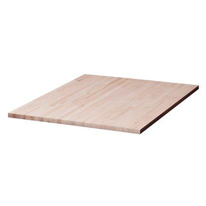 tischplatte buche 180 cm x 80 cm x 2 8 cm kaufen bei obi. Black Bedroom Furniture Sets. Home Design Ideas