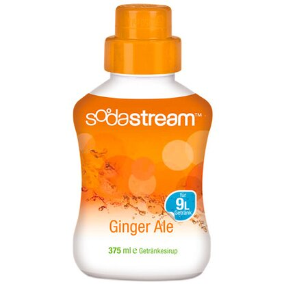 SodaStream Sirup Ginger Ale 375 ml