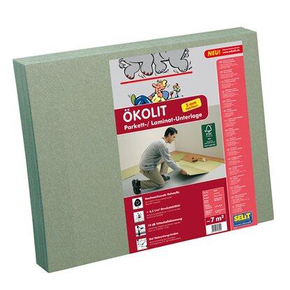 kolit parkettunterlage laminatunterlage holzfaser 5 mm kaufen bei obi. Black Bedroom Furniture Sets. Home Design Ideas