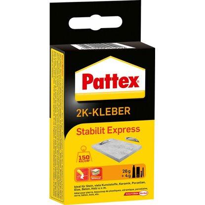 pattex 2k kleber stabilit express 30 g kaufen bei obi. Black Bedroom Furniture Sets. Home Design Ideas