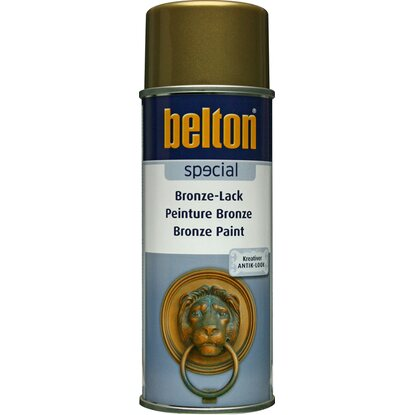 Belton Special Bronze-Lack Spray Gold glänzend 400 ml