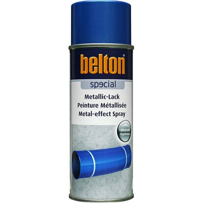 belton special metallic lack spray blau gl nzend 400 ml. Black Bedroom Furniture Sets. Home Design Ideas