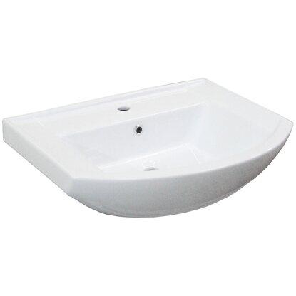 fackelmann waschbecken 65 cm a vero wei kaufen bei obi. Black Bedroom Furniture Sets. Home Design Ideas