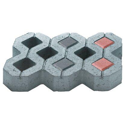 rasengitter f llstein beton rot kaufen bei obi. Black Bedroom Furniture Sets. Home Design Ideas