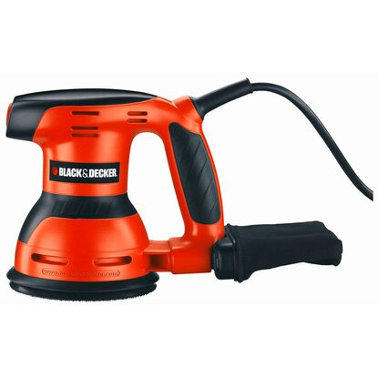 Black+Decker Exzenterschleifer KA198
