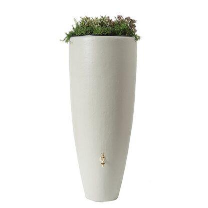 garantia regenwasser beh lter 2 in 1 mit pflanzschale. Black Bedroom Furniture Sets. Home Design Ideas