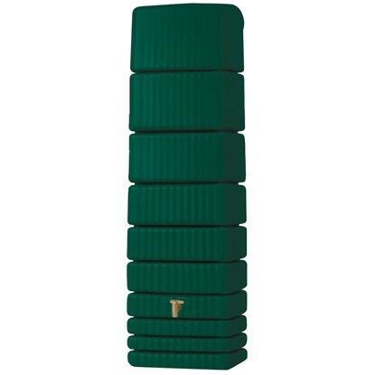 Sehr Gut 4rain Regenwasser-Wandtank Slim 650 l Grün kaufen bei OBI RP27