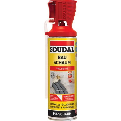 Soudal Bauschaum B2 Genius Gun 500 ml