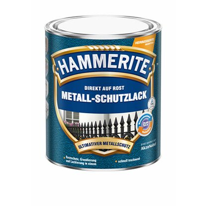 hammerite metall schutzlack silbergrau struktur effekt 750. Black Bedroom Furniture Sets. Home Design Ideas