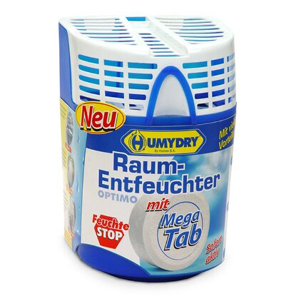 Humydry Optimo Raumentfeuchter Mega-Tab Neutral 500 g