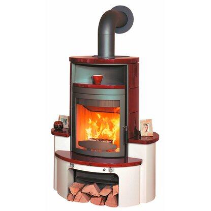 hark kaminofen avenso ecoplus bordeaux rot kaufen bei obi. Black Bedroom Furniture Sets. Home Design Ideas