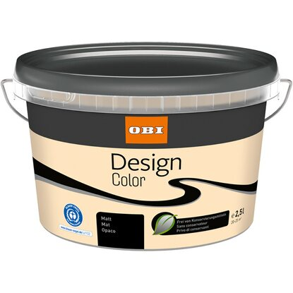 OBI Design Color matt Magnolie 2,5 l
