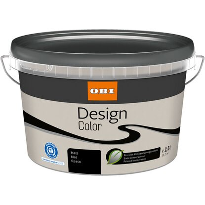 OBI Design Color matt Stone 2,5 l