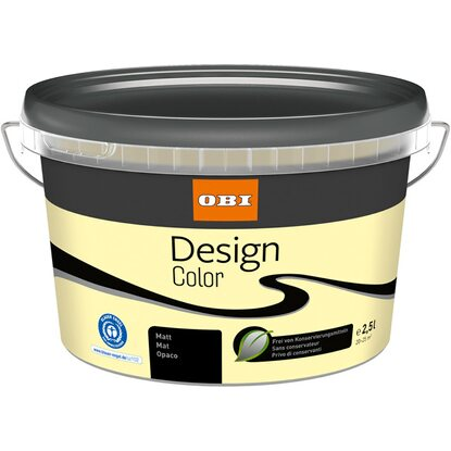 OBI Design Color matt Vanille 2,5 l