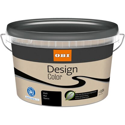 OBI Design Color matt Kaschmir 2,5 l