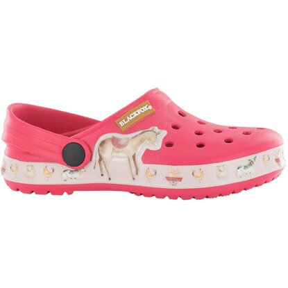 Blackfox Kinderclog Farmer Rosa Gr. 24/25