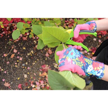 Workpower Gartenhandschuh Fiona Gr. 7 Mint