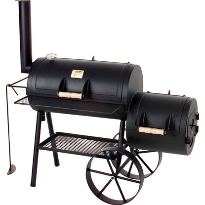 Joe s barbeque smoker tradition kaufen bei obi for Obi barbecue