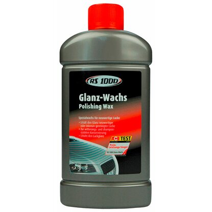 RS1000 Glanzwachs 500 ml