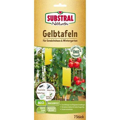 naturen bio gelbtafeln 7 st ck kaufen bei obi