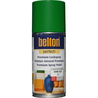 Belton Perfect Premium-Lackspray Dunkelgrün seidenmatt 150 ml