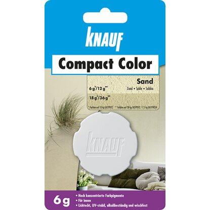 Knauf Compact Color Sand 6 g