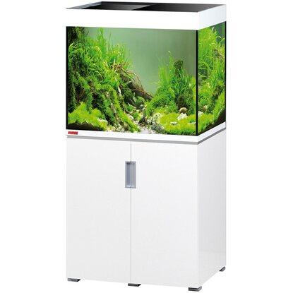 Berühmt Eheim Aquarium-Kombination Incpiria Weiß Hochglanz 200 l kaufen CI28