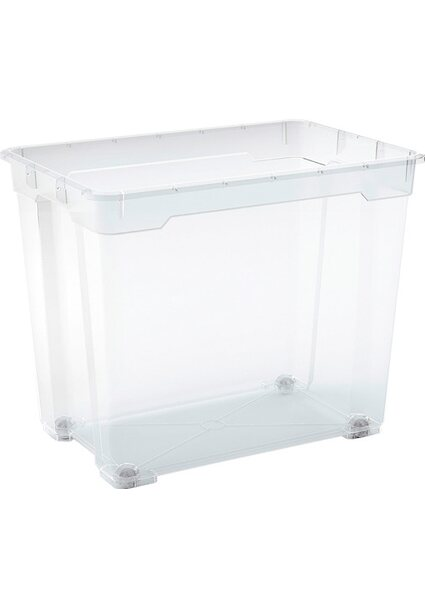 OBI Allzweckbox Santos Transparent XXL 78 l