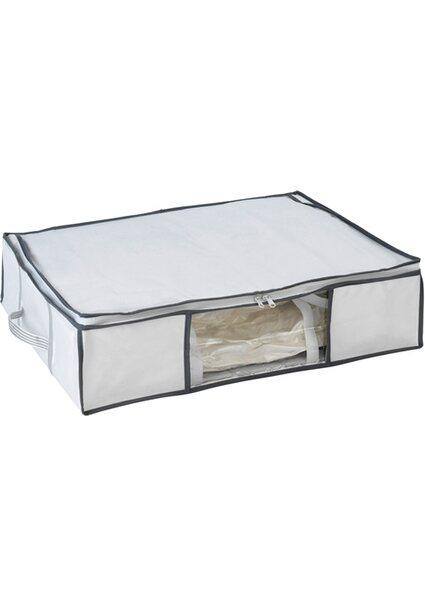Wenko Vakuum Soft Box M weiß 15,5 x 65 x 50 cm