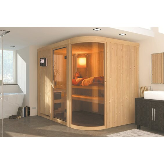 sauna parima 4 im obi online shop. Black Bedroom Furniture Sets. Home Design Ideas