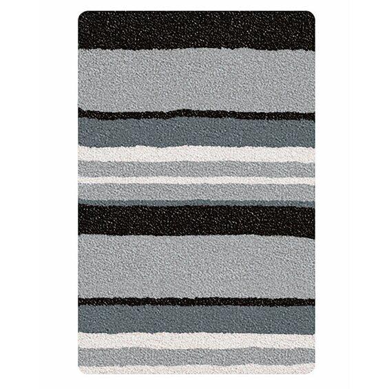 obi badteppich streetlife 70 cm x 120 cm grau kaufen bei obi. Black Bedroom Furniture Sets. Home Design Ideas