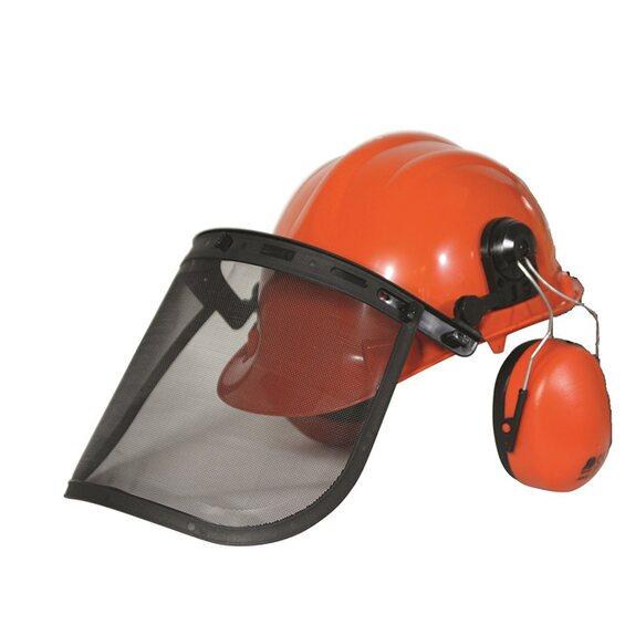 forsthelm set orange im obi online shop. Black Bedroom Furniture Sets. Home Design Ideas