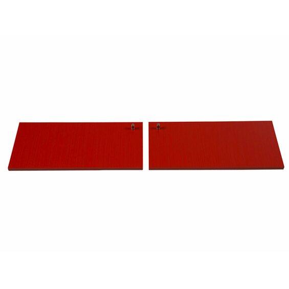 cinewall t ren set 2 candela lava rot kaufen bei obi. Black Bedroom Furniture Sets. Home Design Ideas