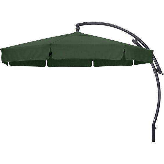 sun garden ampelschirm easy sun 350 cm gr n im obi online shop. Black Bedroom Furniture Sets. Home Design Ideas