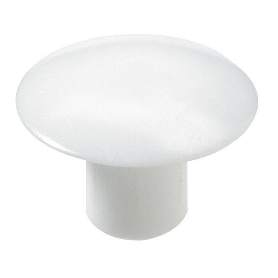 hettich abdeckkappe 5 mm kunststoff wei im obi online shop. Black Bedroom Furniture Sets. Home Design Ideas