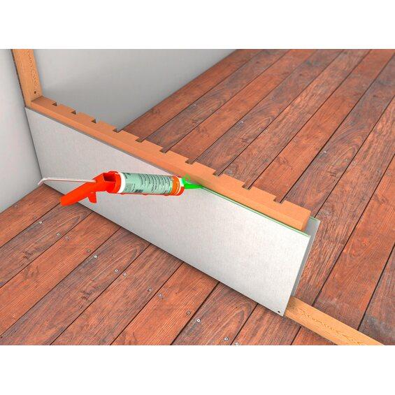 fermacell modul schnelle wand im obi online shop. Black Bedroom Furniture Sets. Home Design Ideas