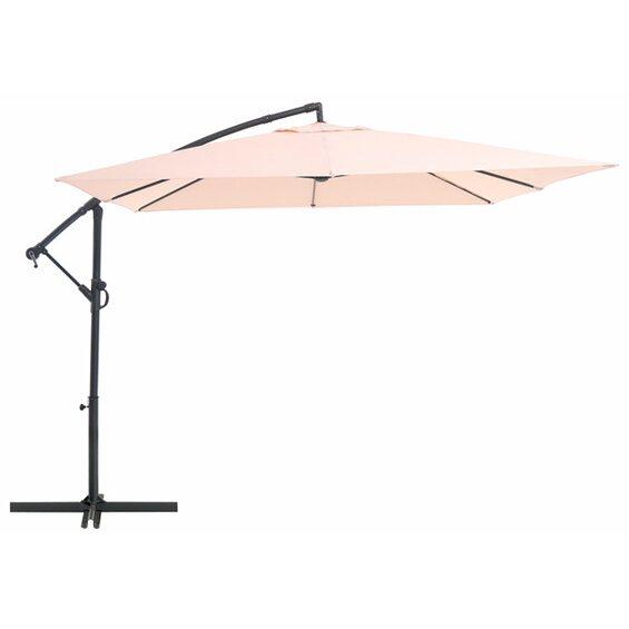 obi ampelschirm alvarado eckig beige 300 cm x 300 cm im obi online shop. Black Bedroom Furniture Sets. Home Design Ideas