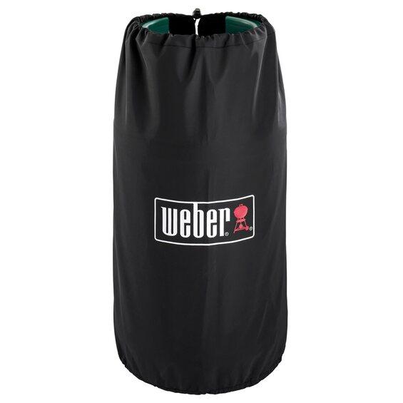 weber schutzh lle f r 11 kg gasflasche kaufen bei obi. Black Bedroom Furniture Sets. Home Design Ideas