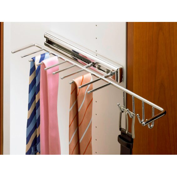 hettich krawatten und g rtelhalter im obi online shop. Black Bedroom Furniture Sets. Home Design Ideas
