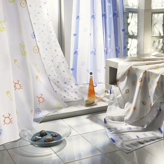 kleine wolke duschvorhang motion 10 st ck 180 cm x 200 cm sortiert im obi online shop. Black Bedroom Furniture Sets. Home Design Ideas