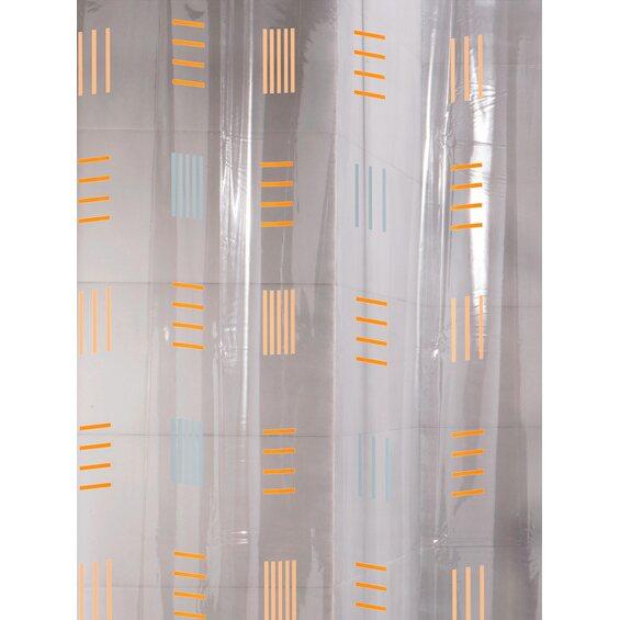 obi duschvorhang danielle 180 cm x 200 cm multicolor im obi online shop. Black Bedroom Furniture Sets. Home Design Ideas