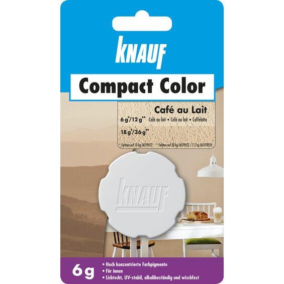 knauf compact color cafe au lait 6 g kaufen bei obi. Black Bedroom Furniture Sets. Home Design Ideas