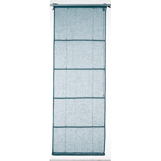 obi raffrollo leinen fabiona 80 cm x 170 cm blau im obi online shop. Black Bedroom Furniture Sets. Home Design Ideas